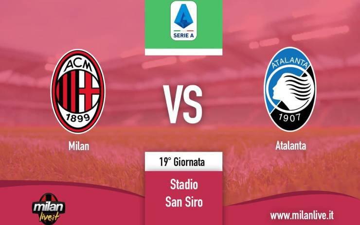 Milan Atalanta Live Diretta