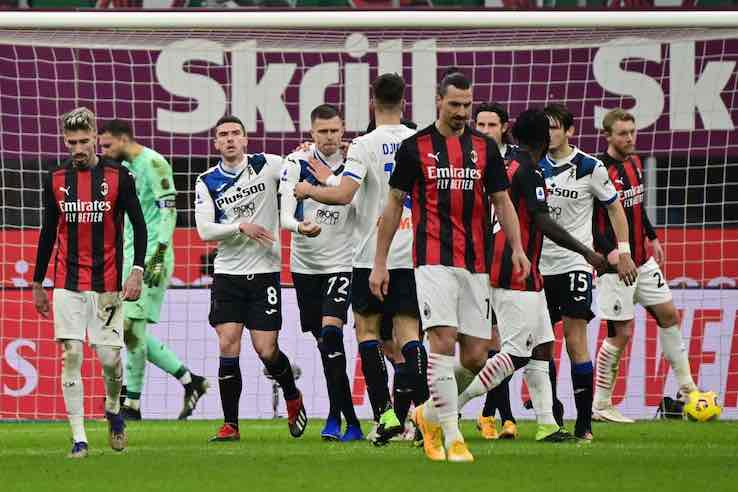 Milan Atalanta pagelle