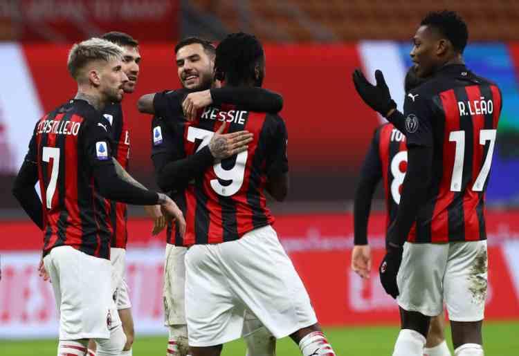 Milan Coppa Italia