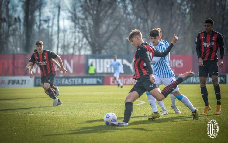 Primavera Milan vs Spal