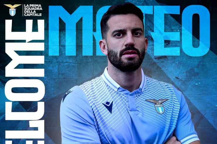 Musacchio alla Lazio