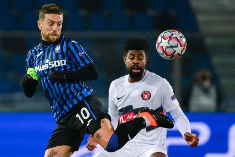 Gomez Milan in corsa