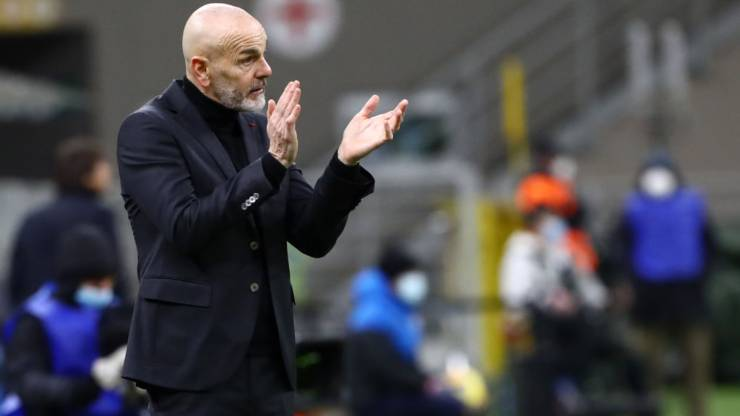 Stefano Pioli Inter Milan