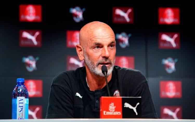 conferenza Milan Juve