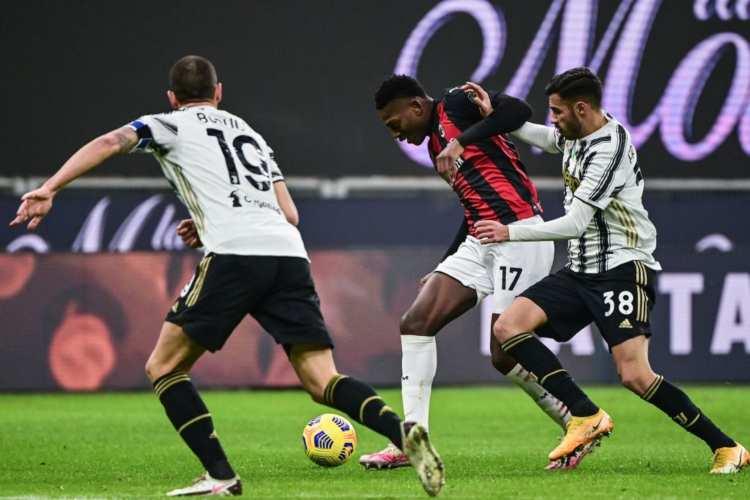 Milan finita l'imbattibilità