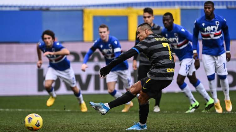Sampdoria Inter risultato finale