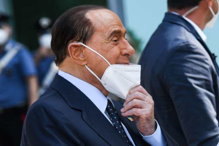 Berlusconi ricovero Montecarlo