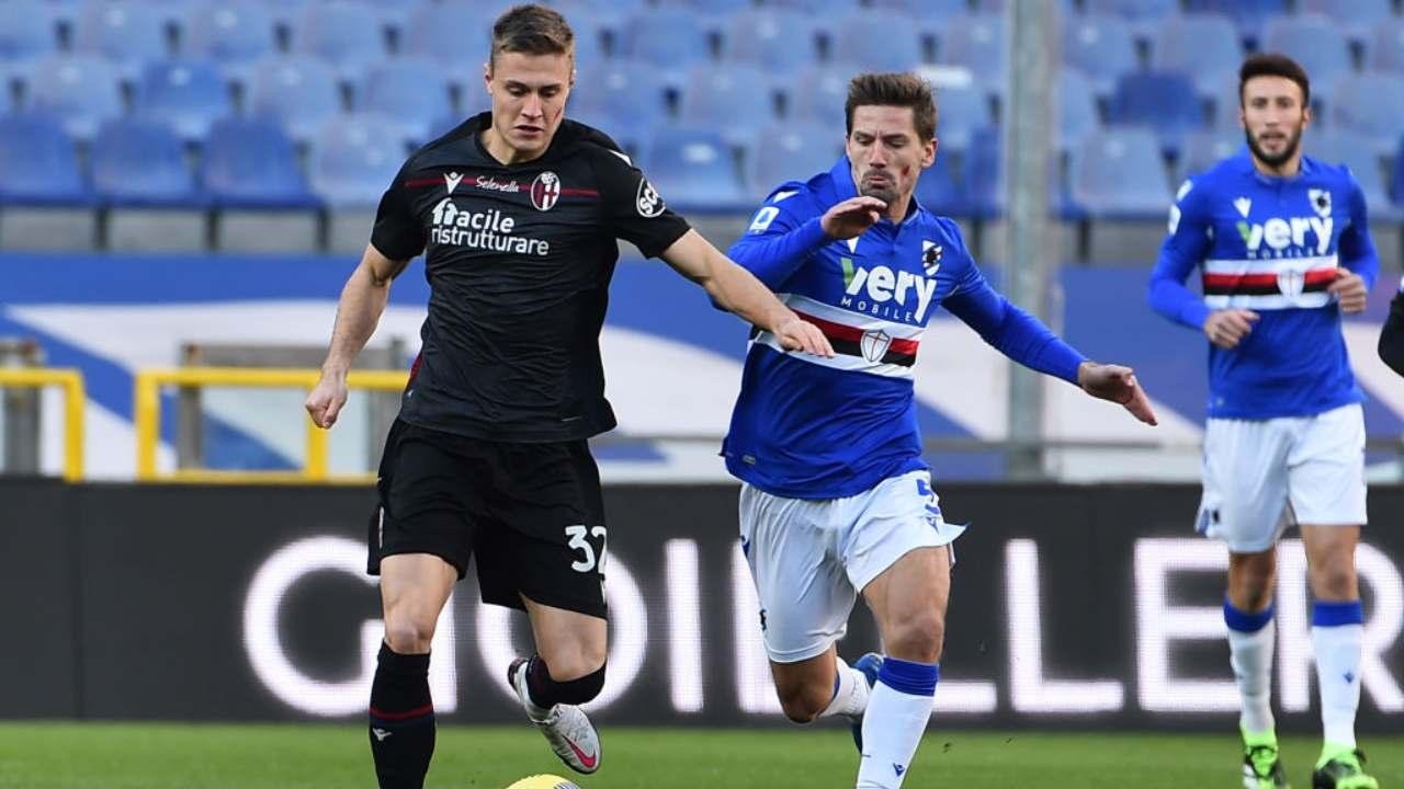 Calciomercato Milan - Contatti per Svanberg