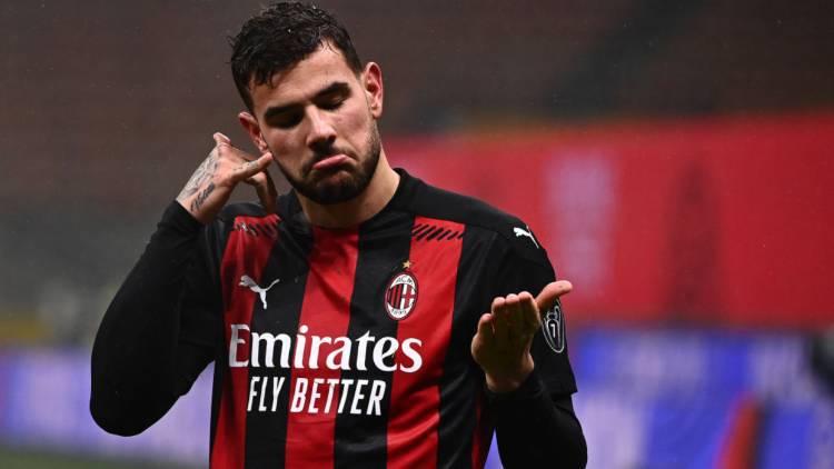 Milan Theo Top11 Europea