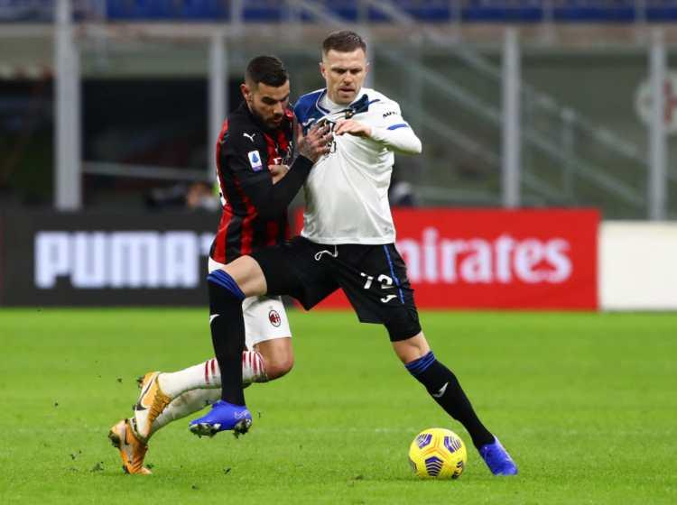 Pagelle Milan Atalanta
