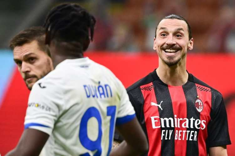 Zapata e Ibrahimovic