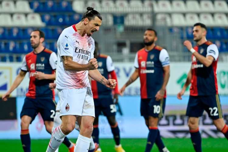 Cagliari-Milan Video Highlights