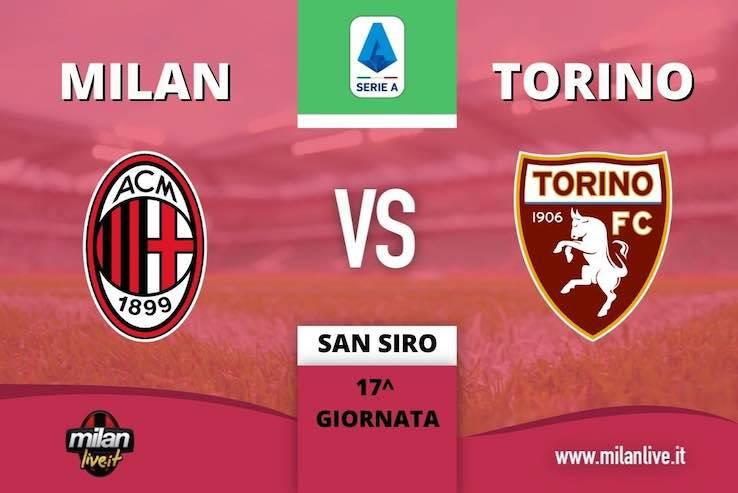 Milan Torino risultato tempo reale