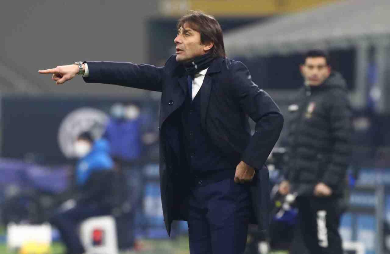 Lite Conte-Agnelli, l'Inter prende posizione |