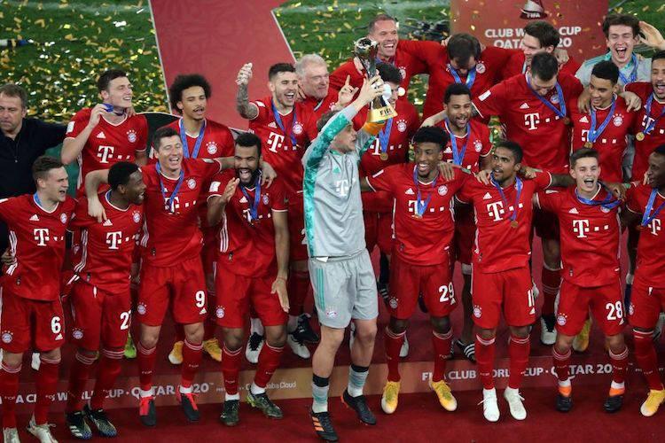 Trionfo Bayern Monaco Mondiali per Club