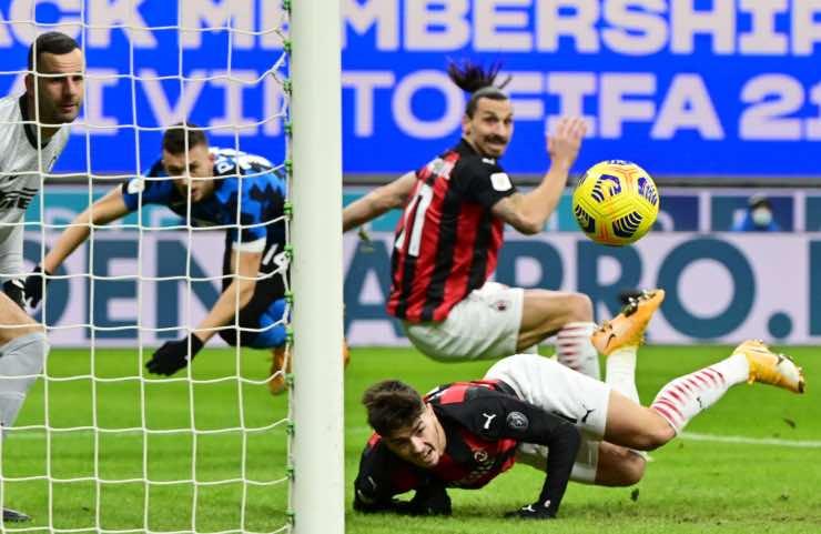 Convocati Milan-Inter