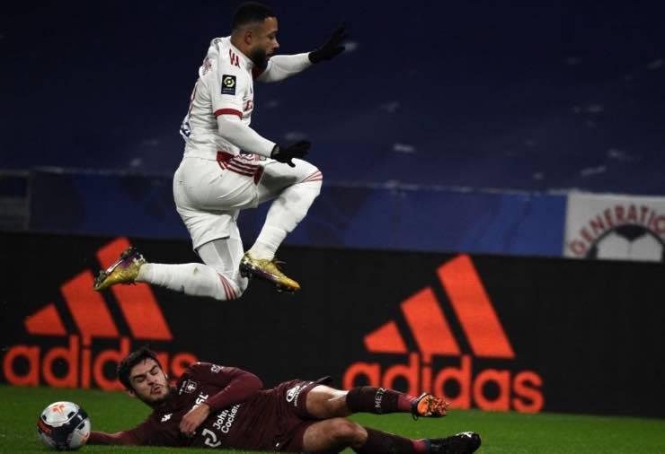 Depay Calciomercato Milan