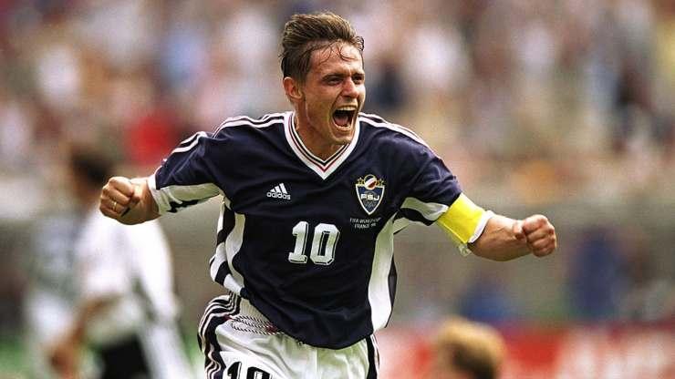 Dragan Stojkovic Milan