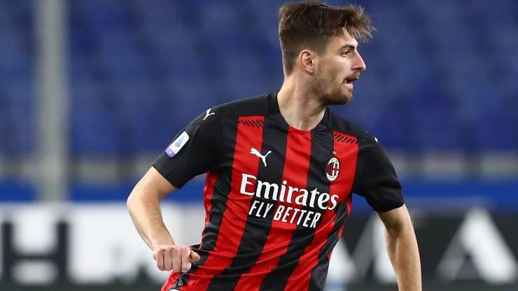 Matteo Gabbia Milan