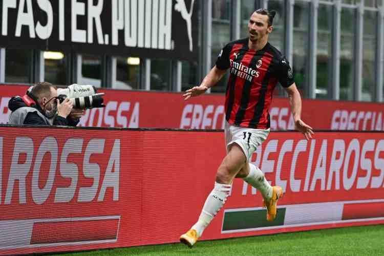 Ibrahimovic 500 gol
