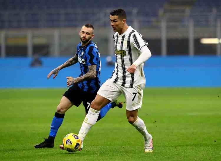 Inter-Juventus Coppa Italia
