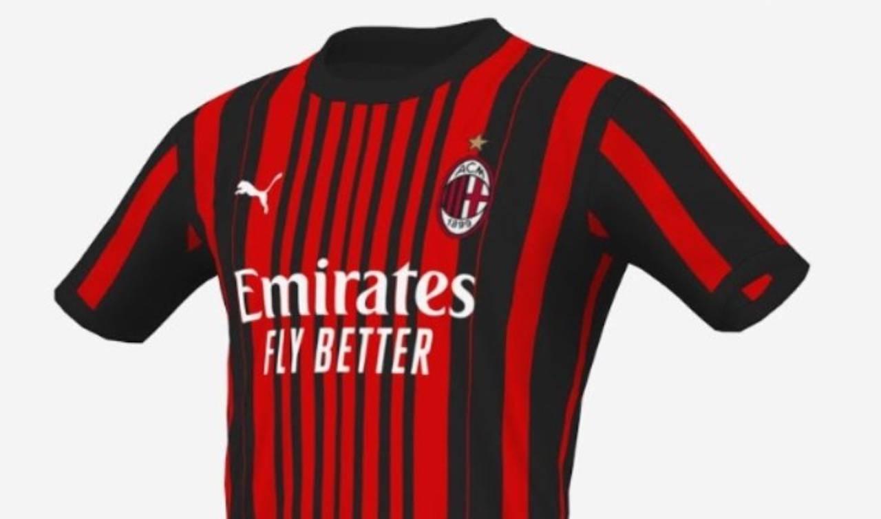 Milan, anticipazioni maglia 2021-2022 | Tifosi contrariati