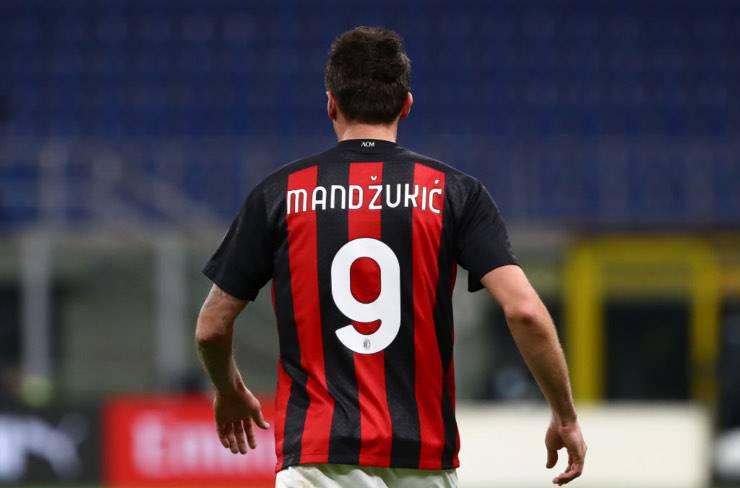 Mandzukic titolare Spezia