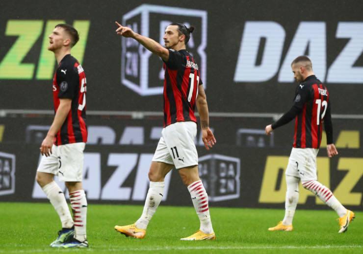 Milan 45 gol stagionali