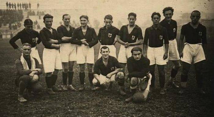 Spezia Milan 1923-24
