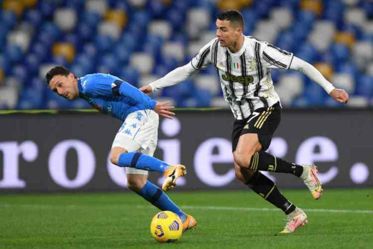 Serie A, Napoli-Juventus: gol e sintesi partita | Video ...