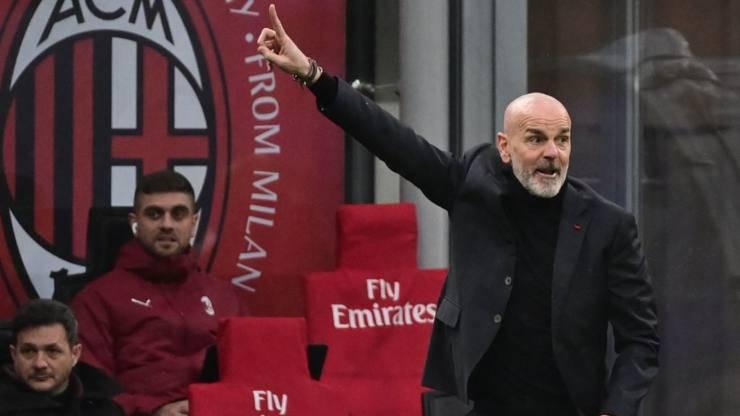 Pioli Milan