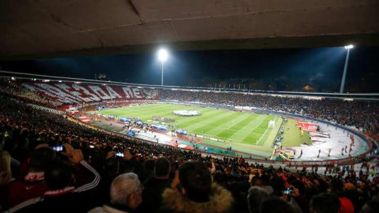 Stadio Marakana Stella Rossa Belgrado