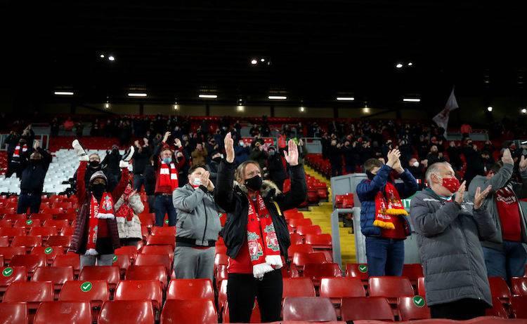 tifosi Inghilterra stadio