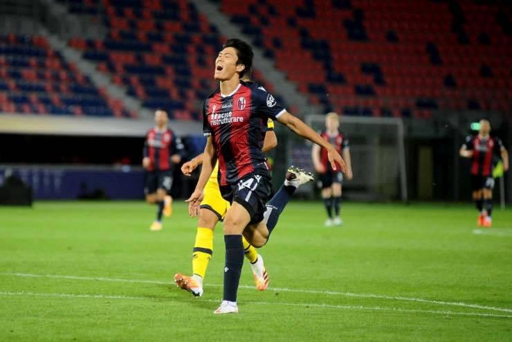 Tomiyasu obiettivo Inter Juve
