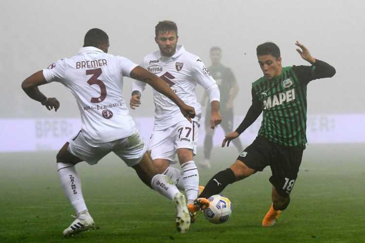 Rinvio Torino-Sassuolo