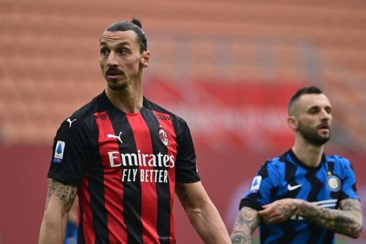 Ibrahimovic pagelle Milan Inter
