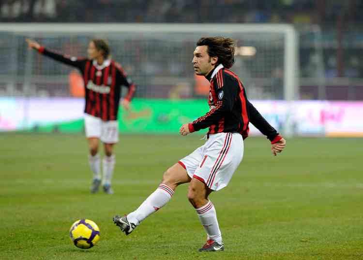 Andrea Pirlo Milan