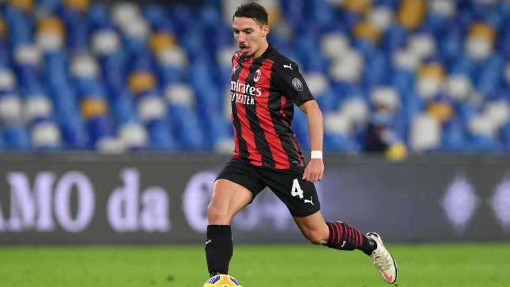 Bennacer Ismael Milan AC