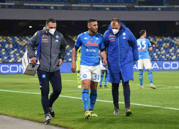 Faouzi Ghoulam (©Getty Images)