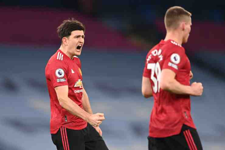 Harry Maguire (©Getty Images)