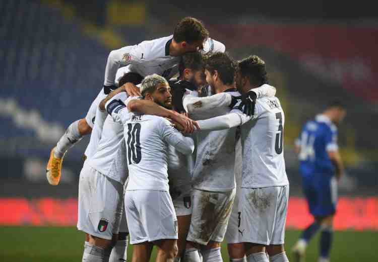 Italia Qualificazioni