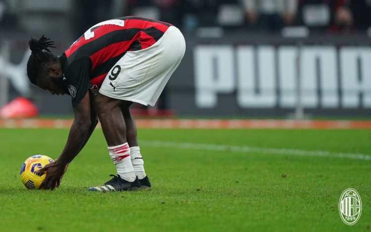 Milan solo un gol azione