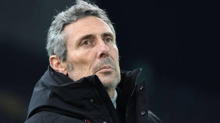 Luca Gotti Milan Udinese