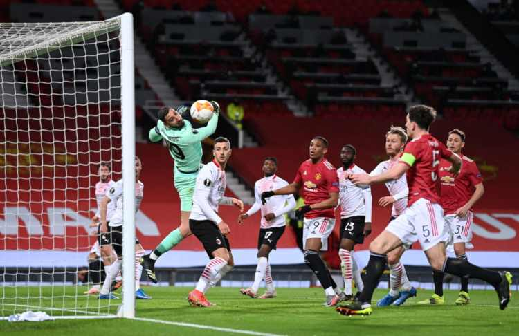 Manchester United-Milan