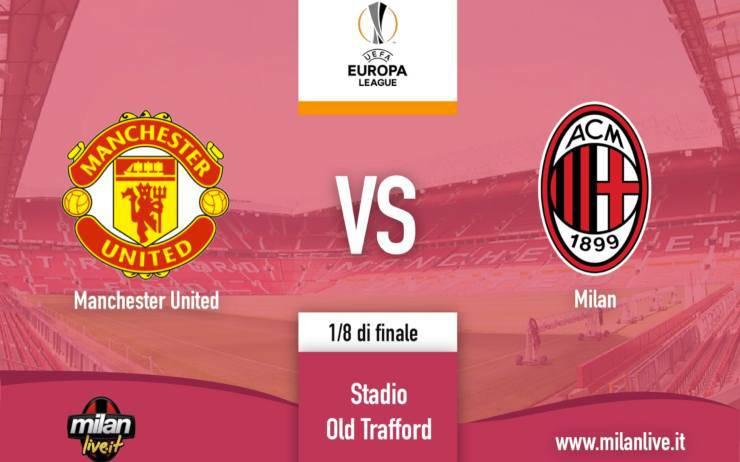 Manchester United Milan Live Diretta