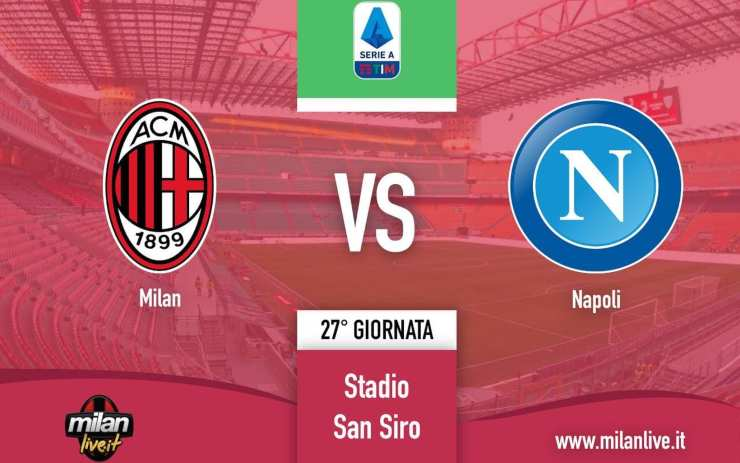 Milan Napoli Live