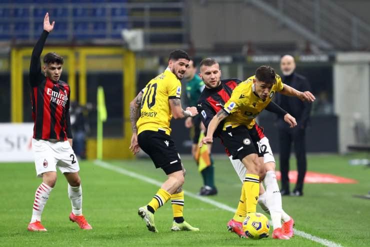 Milan Udinese highlights video
