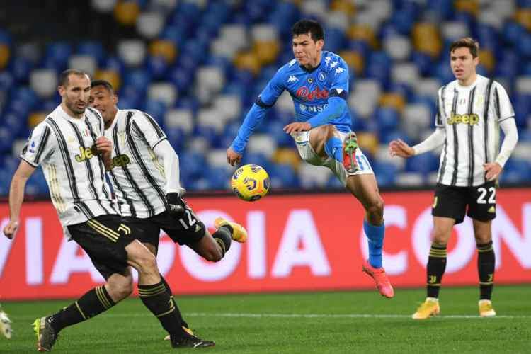 Rinvio Juve Napoli