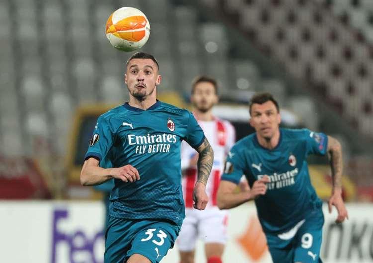 Verona-Milan gioca Krunic