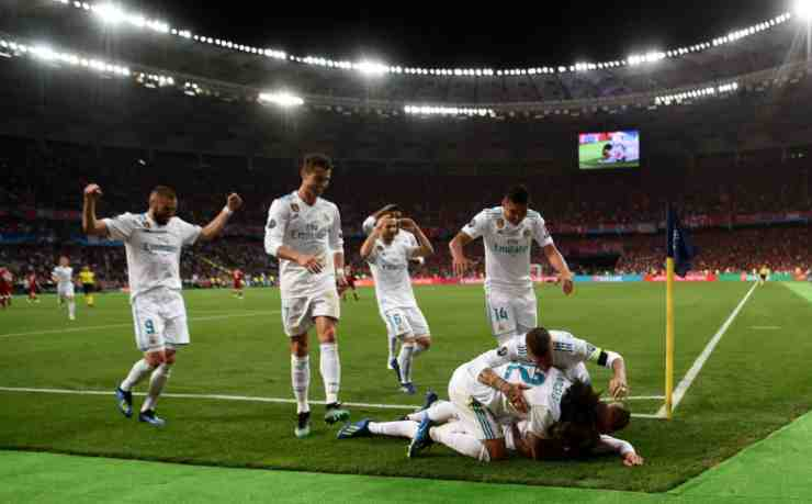Real Madrid (© Getty Images)
